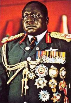 Massenmörder Idi Amin