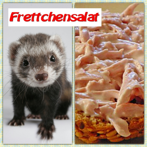 frettchensalat