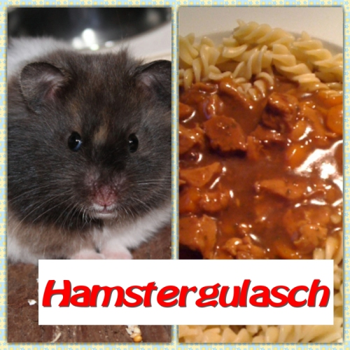 Hamstergulasch