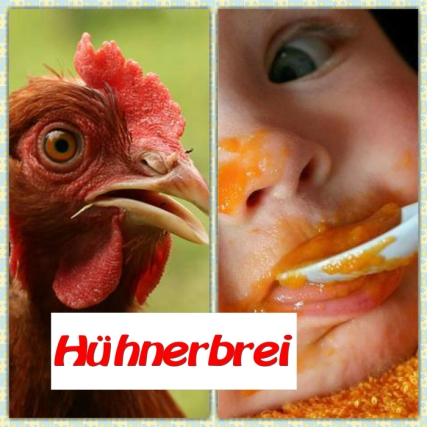 Hühnerbrei