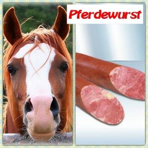 Pferdewurst
