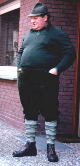 Vogeljäger Karl Wegenpeter